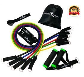 BeMaxx Fitness Resistance Bands Set Review