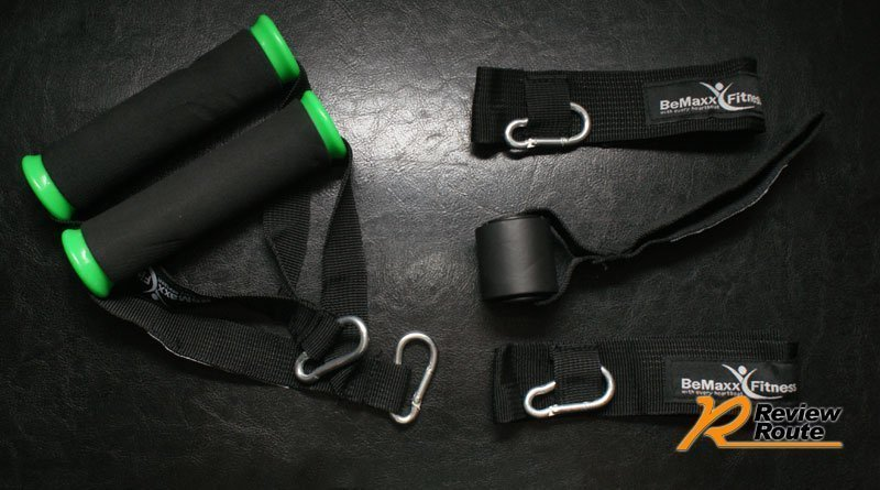 BeMaxx Fitness Resistance Bands Set - Review - Health & Fitness