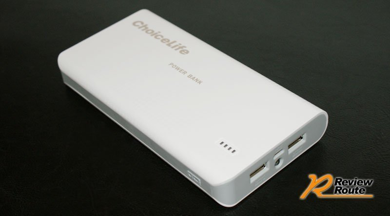 Choicelife 16000 mAh Portable Charger External Battery Power Bank - Mobile Phone