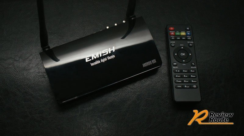 Emish Android 5.1 – 4K Smart TV Box - Review - Sound & Vision