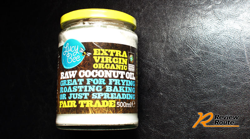 Lucy Bee Extra Virgin Raw Organic Coconut Oil - Review - Beauty & Personal Care