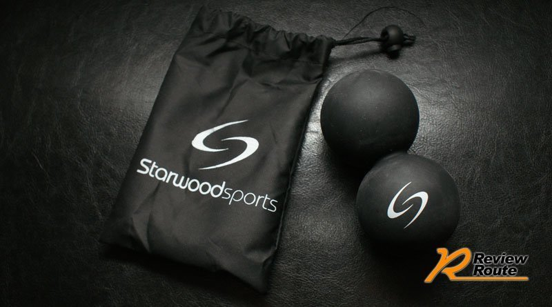 Peanut Lacrosse Massage Ball - Review - Health & Fitness