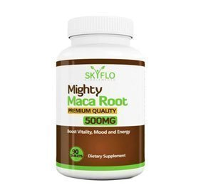 Skyflo Maca Root – 90 Tablets Review