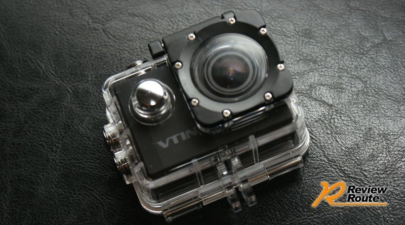 VicTsing Waterproof 1080p 12MP WIFI Action Camera