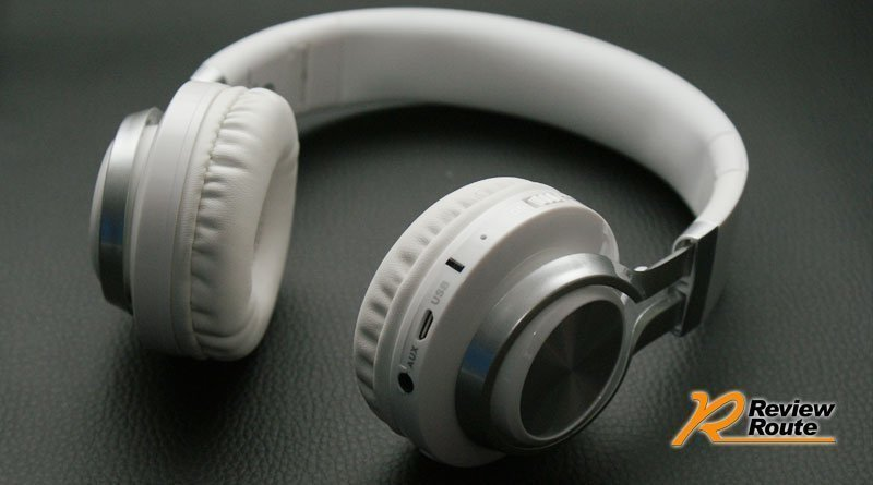 Darkiron - Bluetooth Headphones With Built in Microphone