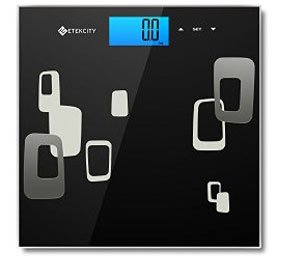 Etekcity Digital Body Fat Weight BMI Bathroom Scale