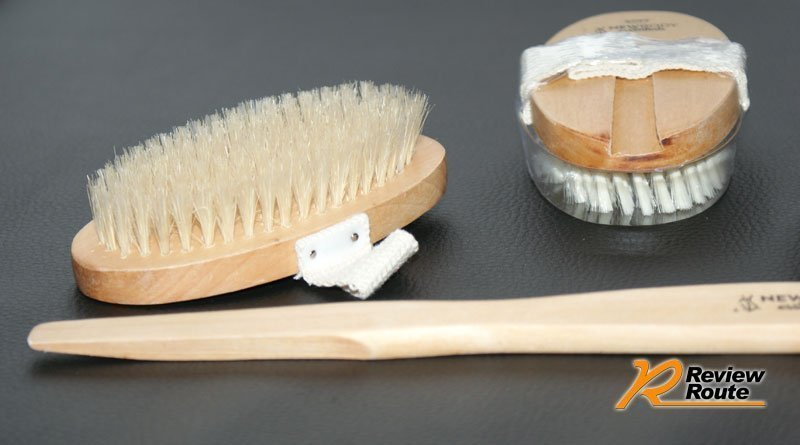 New Body Essentials Body Brush Set - Health and Beauty - Skin Care