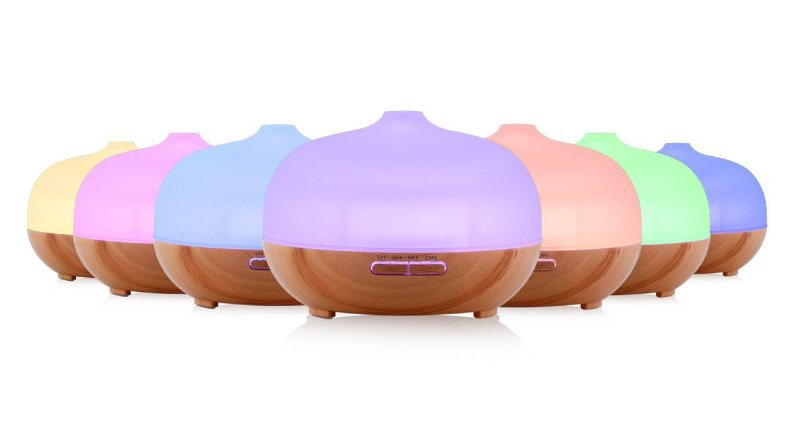 InnoGear Glass Essential Oil Diffuser