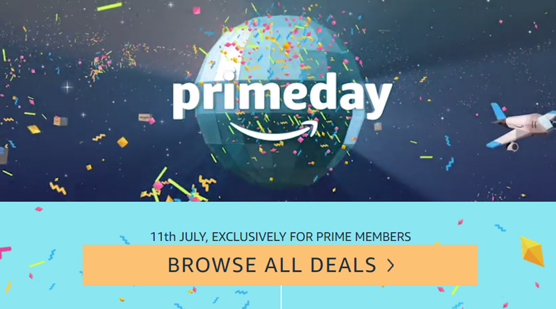 It's Amazon Prime Day!