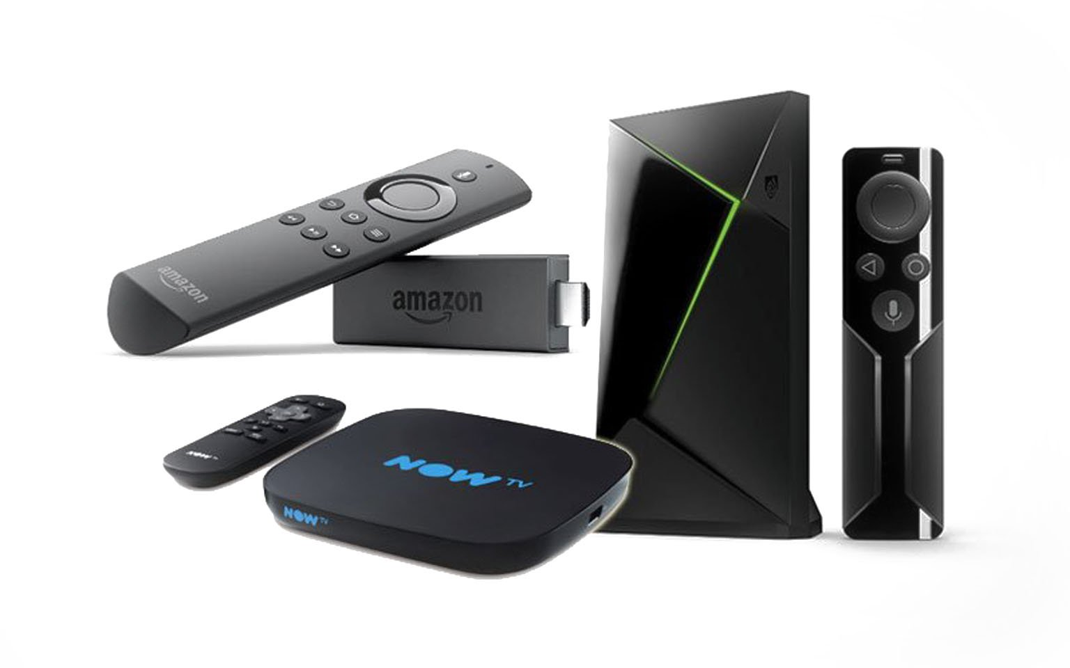 Best Media Streamers Players For Binge Watching TV Shows Series Netflix Amazon Prime Video YouTube Sky Sports