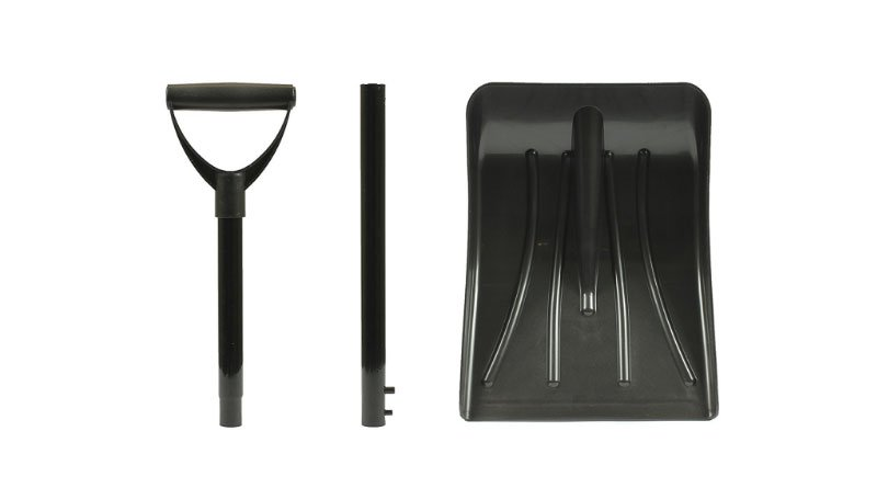 Carpoint AR91830 Foldable Snow Shovel