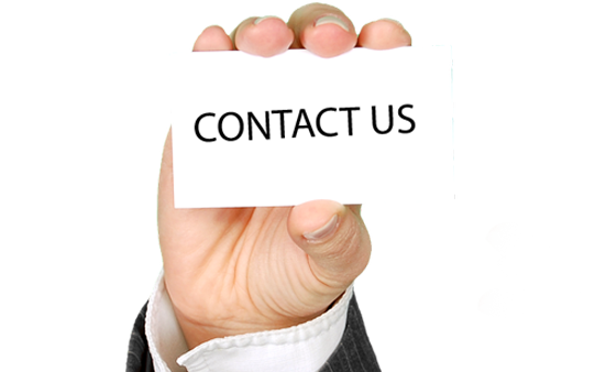 Contact Us - Send Us A Message - Review Route