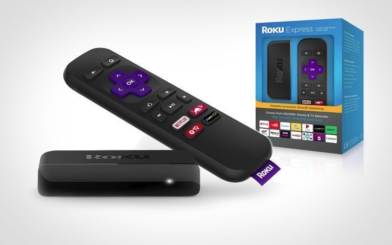 Roku Express Streaming Player Media Streamer