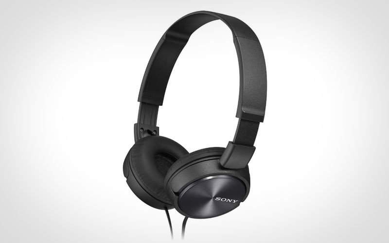 Sony MDRZX310 Foldable Over Head Headphones