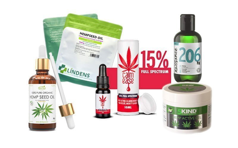 Natural Products With Amazing Hemp Oil Benefits cbd