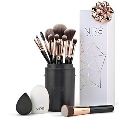 Niré Beauty Makeup Brush Set