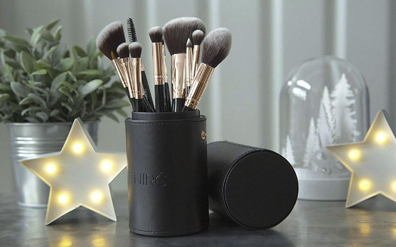 Nire makeup brushes review