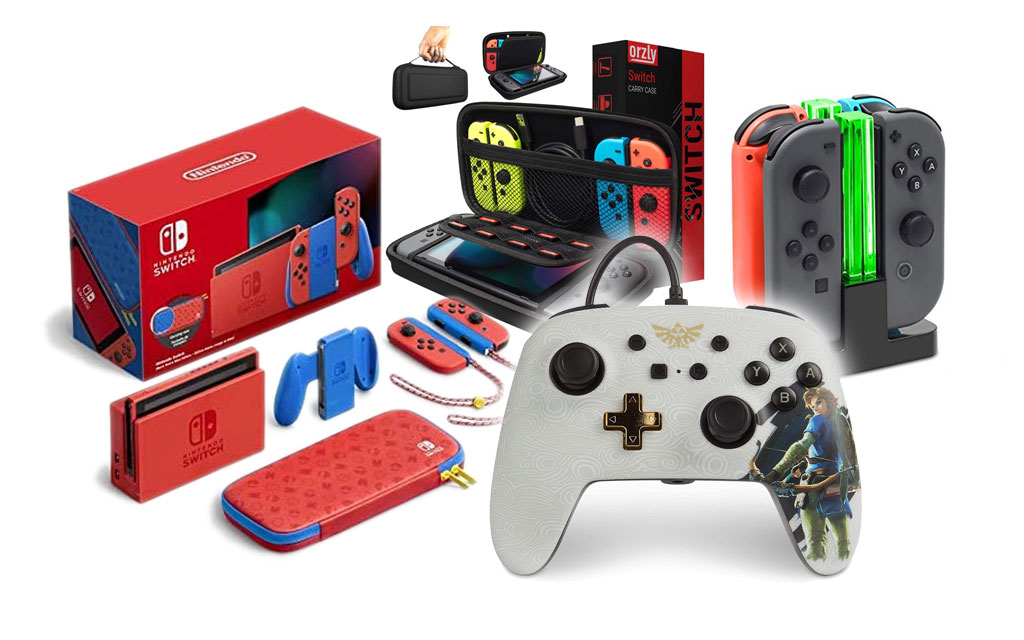 The Best Nintendo Switch Accessories And Bundles You Can Buy