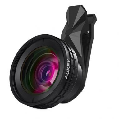 AUKEY 2-in-1 Wide Angle Macro Phone Camera Lens
