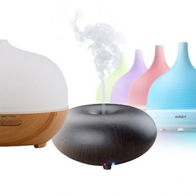 Essential Oil Aroma Diffusers Buying Guide