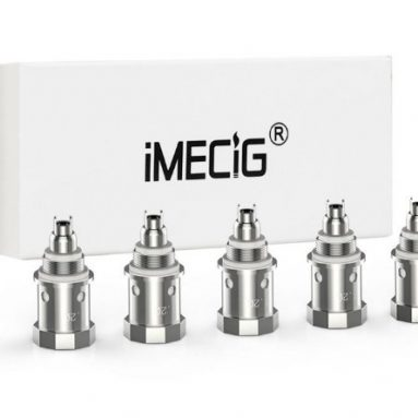 iMECIG 5 Pcs Original 1.2 ohm Atomizer Core Coil