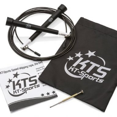 KT-Sports Skipping Rope Speed Jump Rope