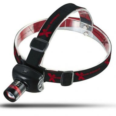 Xtreme Bright Ultra Bright Zoomable LED Head Torch