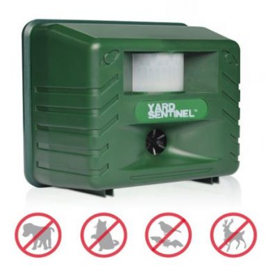 Yard Sentinel – Electronic Pest & Animal Control Repeller Review